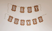 Baby shower banner Queanbeyan Queanbeyan Area Preview