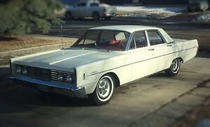 TRADES/OFFERS - 1965 Meteor Montcalm