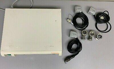 Smith Nephew 460p 3-ccd Digital Camera Console W 460h Camera Heads Couplers
