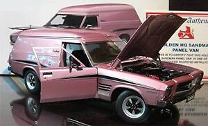"1:18 Holden HQ Sandman Panel Van Orchid Metallic ""NEW - LOW CoA"" Taree Greater Taree Area Preview"