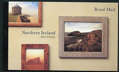 GREAT BRITAIN COMPLETE PRESTIGE BOOKLET NORTHERN IRELAND  MINT NH AS ISSUED