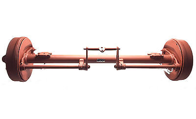 Bremsachse 2150 kg 2,15 t 1500 mm 6-Loch, ungebraucht - IFA DDR