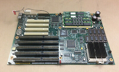 Board Siemens Acramatic Novellus Systems 63-0040-02 Motherboard E3 Dc1499