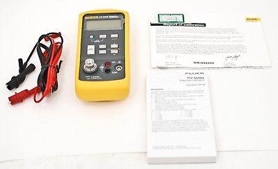 Fluke 717 500g Pressure Calibrator 500 Psig