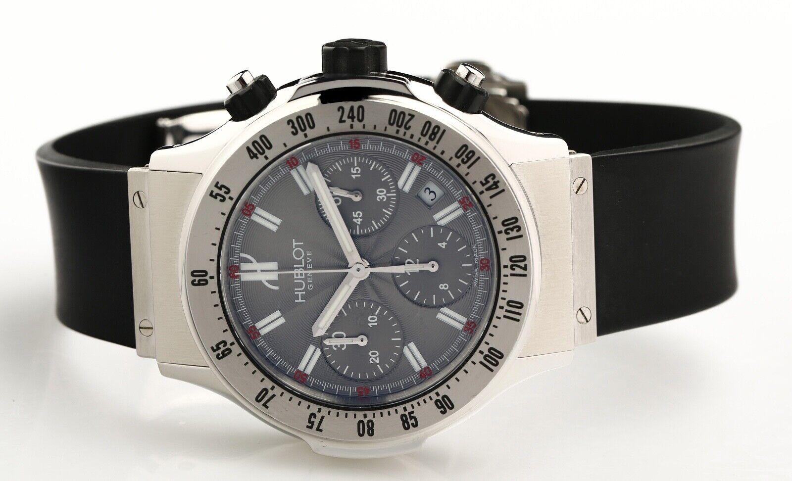 HUBLOT MDM Super B Ref# 1921.1 Automatic Chronograph Wristwatch - watch picture 1