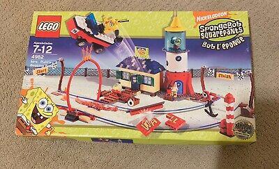 Lego SpongeBob SquarePants Mrs. Puff's Boating School (4982) (NEW) (N. OPEN)