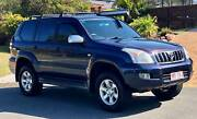 2003 Toyota LandCruiser Prado GRJ120R GXL Mango Hill Pine Rivers Area Preview