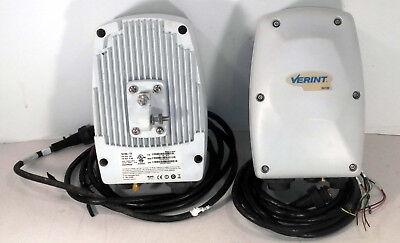 1 Used Verint Nextiva S4100 Wireless Transmitterreceiver Txrx Set Rev. C01