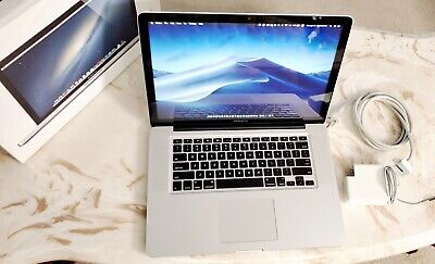 MacBook Pro 15'' core i7 2.3 Ghz turbo-up to 3.3 Ghz 500SSD 16Gb Ram Mid 2012