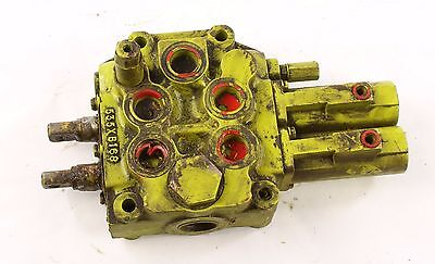 New V1009vf76v Hydreco 2 Spool Hydraulic Valve