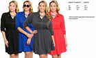 Casual Plus Size Shirt Dresses