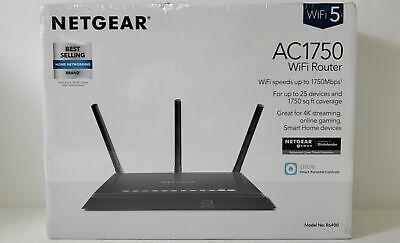 NETGEAR AC1750 Wireless Smart WiFi Router 4 Ethernet Ports U