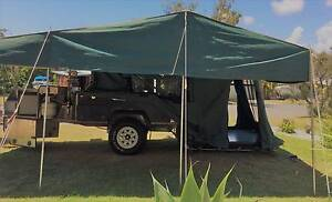 All Rounder Hard Floor Camper Trailer Tannum Sands Gladstone City Preview