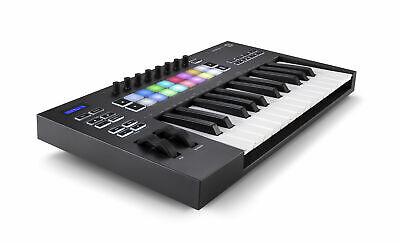 Novation Launchkey 25 MK3 MIDI-Controller-Keyboard 25 Tasten Ableton Live USB