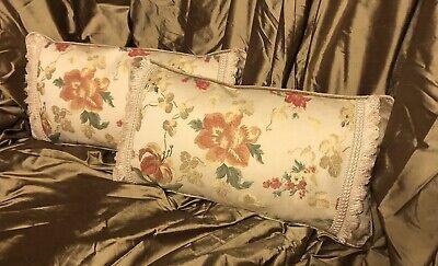 Luxury Feather Filled Designer Cushion
