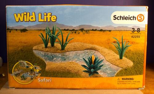 Schleich Wildlife Savannah River Figure 42255