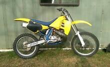 1992 RMX 250 , Swap for Chainsaw of Interest . Moruya Eurobodalla Area Preview