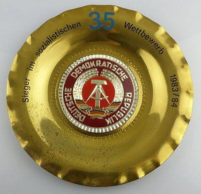 Andenkenteller: DDR Sieger im sozialistischen 35 Wettbewerb 1983/84, so238
