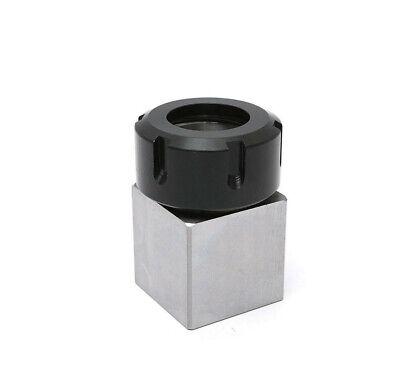 Er-32 Square Collet Block Spring Chuck Holder Cnc Milling Lathe Engraving Tool