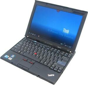 LENOVO X201 THINKPADS - LOADED WITH FEATURES AND TOUGH AS NAILS - CHECK THE VIDEO TO SEE