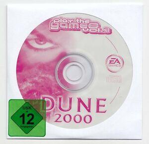 Dune 2000 - deutsch - Windows 98/Me/XP