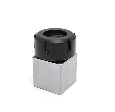 Er-32 Square Collet Spring Chuck Block Holder For Cnc Milling Lathe Engrave Tool