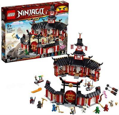 LEGO NINJAGO Monastery of Spinjitzu Ninja Set 70670