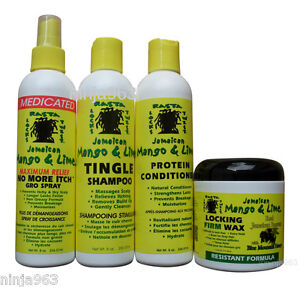 ... Mango Amp Lime Hair Care Products Dread Head Rasta Locs Twists   eBay