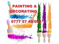 Painter Painting Decorating Services CALL 07775745092