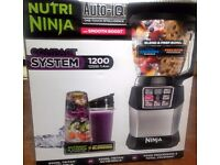 Nutri Ninja-Ninja Blender Duo with Auto-iQ 1200 Watts