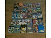 30 kids DVD bundle includes Simpson's box sets