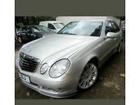 Mercedes e280 cdi v6 56 reg private reg