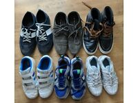 Trainers sizes 11,9,8,6,5.5,4