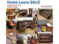 House Leave Sale- Furniture Tables Sofas Cupboard Living Room Bed Room