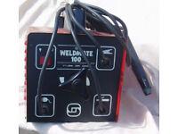 Welder: SIP Weldmate 100 amp £65