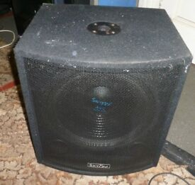 """A pair of SKYTEC 170.750 15"""" , rated 300w 8ohm"""