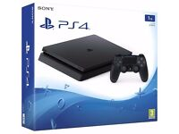 Sony PlayStation 4 1TB - Brand New - Unopened