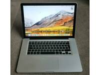 Apple Macbook Pro. 2010. 15 inch. Core i5. 4gb ram. 250gb ssd