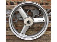 Triumph Speed Triple 955i - Alloy Front Wheel