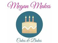 Cakes and Cupcakes - Megan Makes