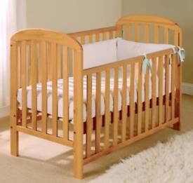 East coast baby cot