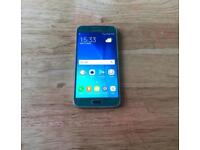 Boxed Samsung S6, 16 gb, Blue, Unlocked, can deliver