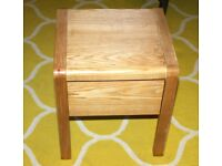 Small Square Bedside Table