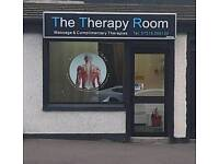 Massage / complemantary therapist Staff wanted