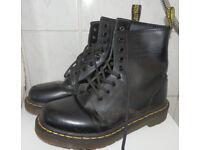 Dr. Martens 8 Hole Size 5 Boots