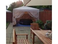 Lazy Spa Hot Tub, Gazebo & extras