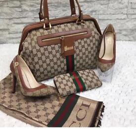 Gucci Handbag Set