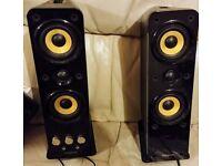 Creative gigaworks t40 series 2 desktop pc speakers excellent condition