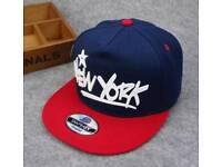 New York cap hat brand new adjustable any size