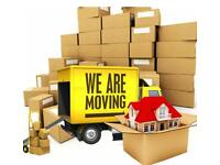 Man and van 24/7 home removal